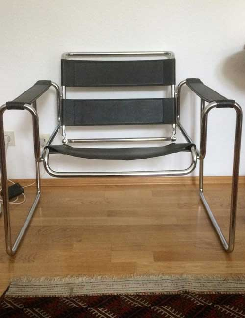 Wassily Chair – Marcel Breuer