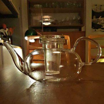 Wagenfeld – Teekanne